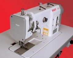 Maquina triplo arrasto PFAFF 1245-6/01-900/56-911/97 CLPMN, com corte de linha