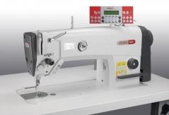 Maquina de costura duplo arrasto PFAFF 2081-G-8/13-900/24-909/14-910/06-911/37 CSN com motor abd BDF-S3