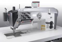 Maquina de costura triplo arrasto 2 agulhas PFAFF 2546-521/001 PLUS-6/01 CLx10,0N9