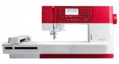 Maquina de costura/Bordar PFAFF creative 1.5