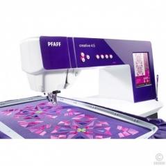 Maquina de cost/Bordar PFAFF creative 4.5