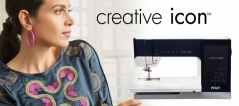 Maquina de costura PFAFF Creative Icon