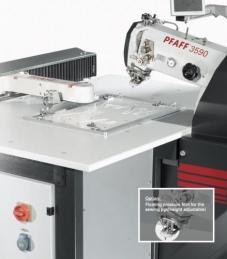 Maquina de campo aberto 50cm x 30cm Pfaff 3590-4/5030