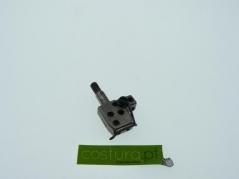 Canhao de 2 agulhas recobrimento Pegasus 4.8mm