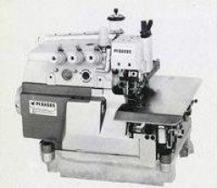Maquina de costura corte e cose cabeca esquerda Pegasus E52L-131/514-353-W2X5