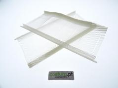 Pinos plásticos Nylon em pente fino Bannok 50mm ( 10000unid )