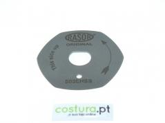 Lamina Hexagonal Rasor DS503 EHSS