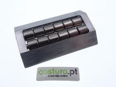 Suporte inferior magnetico para puller de ponto preso