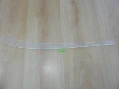 Regua curva modelismo / Pistolete acrilico curvo 610mm