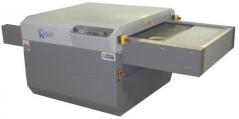 Maquina termocolagem de colar entretela de tapete rotativo Reliant ELITE M60