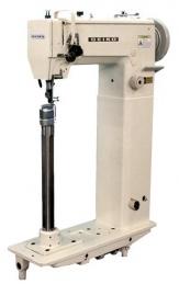 Maquina de costura Seiko LHPWN-8B-3-SF-LP triplo arrasto, de coluna de 445mm