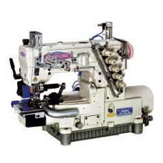 Maquina de costura cintos em anel Shingling VG999 356/R500/AST/RP