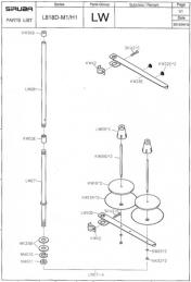 Porta cones 2 cones industrial Siruba (Org)