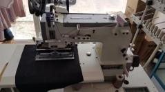 Máquina de costura de 25 agulhas SIRUBA VC008-25064P