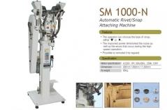 Maquina de meter rivetes automatica SM-1000N