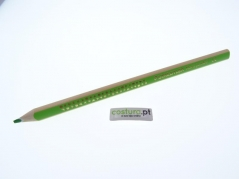 Lapis cor noris jumbo verde-claro