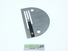 Chapa de agulha anti-rugas / anti-ponto-falso