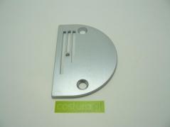 Chapa de agulha P.C furo de 2.4mm ( B24 )