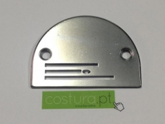 Chapa de agulha P/C furo 2.6mm (B26)