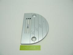 Chapa de agulha P/C furo 1.4mm (E14)