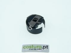 Caixa de bobine para maquina de bordar revestida a PTFE