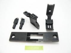 Transformação 2 agulhas 5/32 - 4mm Juki LH-1162