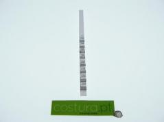 Fita papel para controlo de temperatura (Saca de 40unid.) 182º a 224º