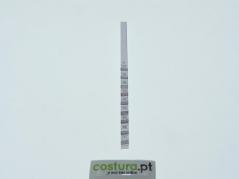Fita papel para controlo de temperatura (Saca de 40unid.) 127º a 171º