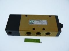 Valvula 5/2 - 1/4 Comando pneumatico e recuo por mola ( 214/2.52.11.1) Pneumax