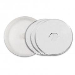 3 laminas para cortador rotativo profissional de amostras 3C ( 00216 )