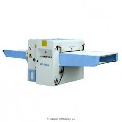 Maquina termocolagem de colar entertela Oshima OP-900A com tapete de 90cm