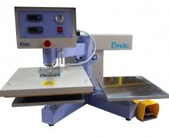 Prensa transfer de Duplo prato com movimento automatico 50x40 cm