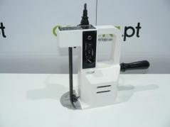 Maquina de dar picas KM KH-200 - 220v