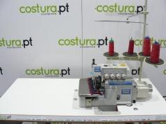Maquina de corte e cose Kingtex Mod.Uh-9004-243-M14 - 4 fios