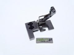 Calcador corte e cose de 5 fios 5x5mm de franzir Pegasus EX