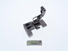 Calcador corte e cose de 5 fios 7mm de franzir Pegasus EX