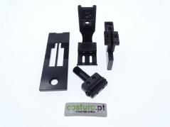 Transformação 2 agulhas 1/4 - 6.4mm com N NC Brother LT2-842-0 Everpeak