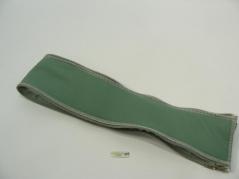 Manga de proteção de cabo e vapor com fecho L=80mm