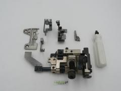 Conjunto de franzir para maquina de corte e cose Juki MO2516 de 5 fios 3.2x3.2