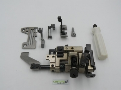 Conjunto de franzir para maquina de corte e cose Juki MO2514 de 4 fios 2x3.2