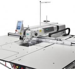 Máquina de costuras programáveis ZOJE ZJ-M6-S900-SF-LK2-V2 SET com corte por laser