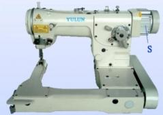 Maquina de costura de braço de Zigzag Yulun 475A-2825-L-S