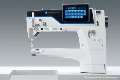 Maquina de costura de braco Durkopp Adler 669D-180912 E11/0-6 DAC FLEX DELTA