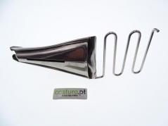 Guia A10 - entrada 40mm - saida de 11.5mm