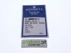 Agulhas SCHMETZ 29-DEA/150/29-C-150/CPX1 - 80