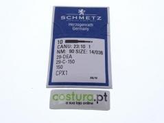 Agulhas SCHMETZ 29-DEA/150/29-C-150/CPX1 - 90