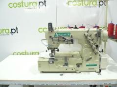 Maquina de costura de coloretes YAMATO VF2503-156M-8