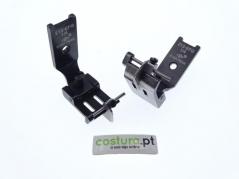 Calcador de 2 agulhas 6.4mm com guia fundo ajustavel Everpeak