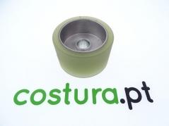 Roda de puller superior para dispositivo automatico para esparguete com puller electrónico frontal