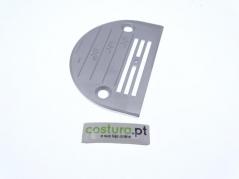 Chapa de agulha P/C furo 1.2mm (E12)